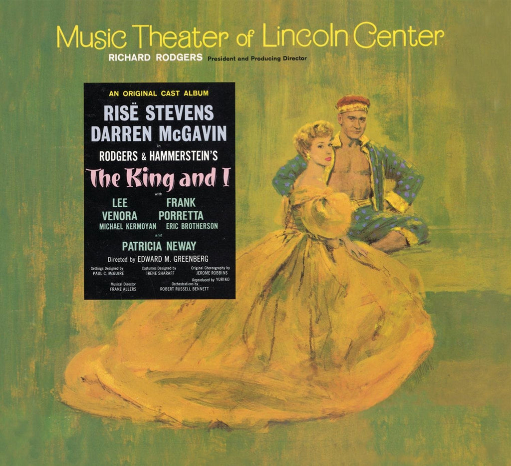 Rodgers and Hammerstein: The King and I (1964 Lincoln Center Revival)