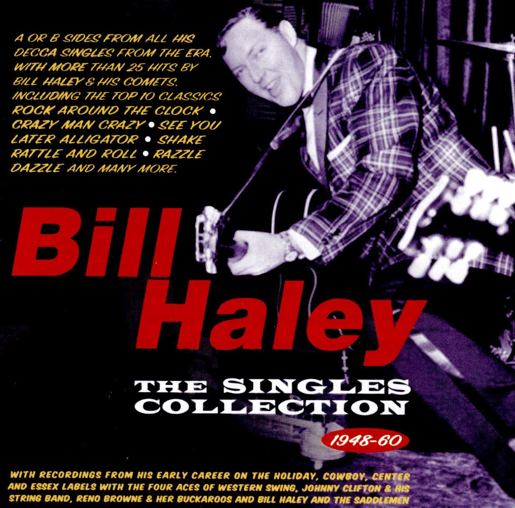 Bill Haley: Singles Collection 1948-60 (2 CDs)