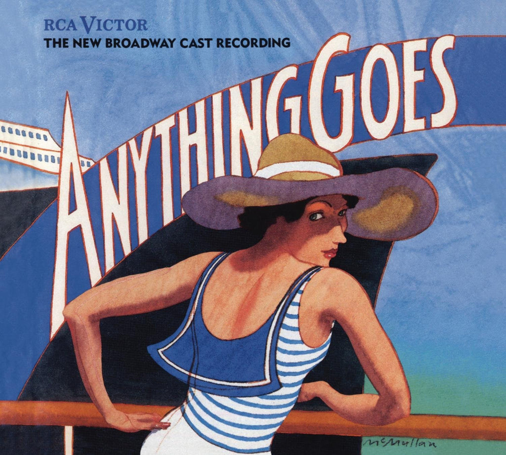 ANYTHING GOES - NEW BROADWAY CAST