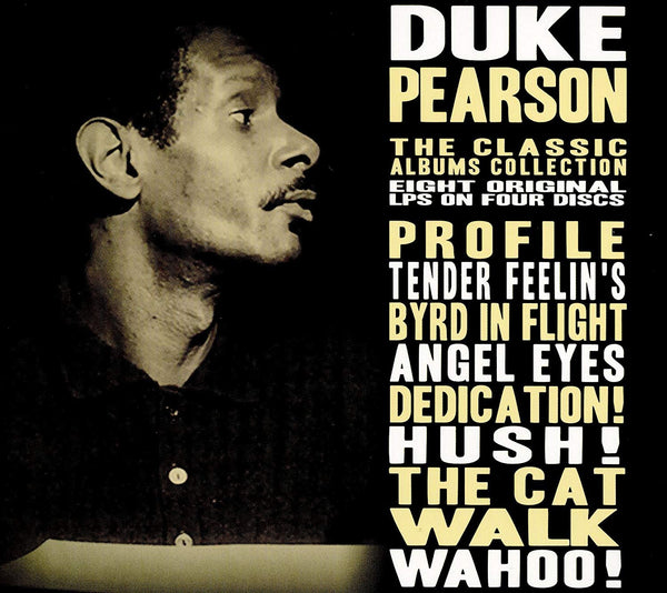 Duke Pearson - Classic Albums Collection (4 CDS)