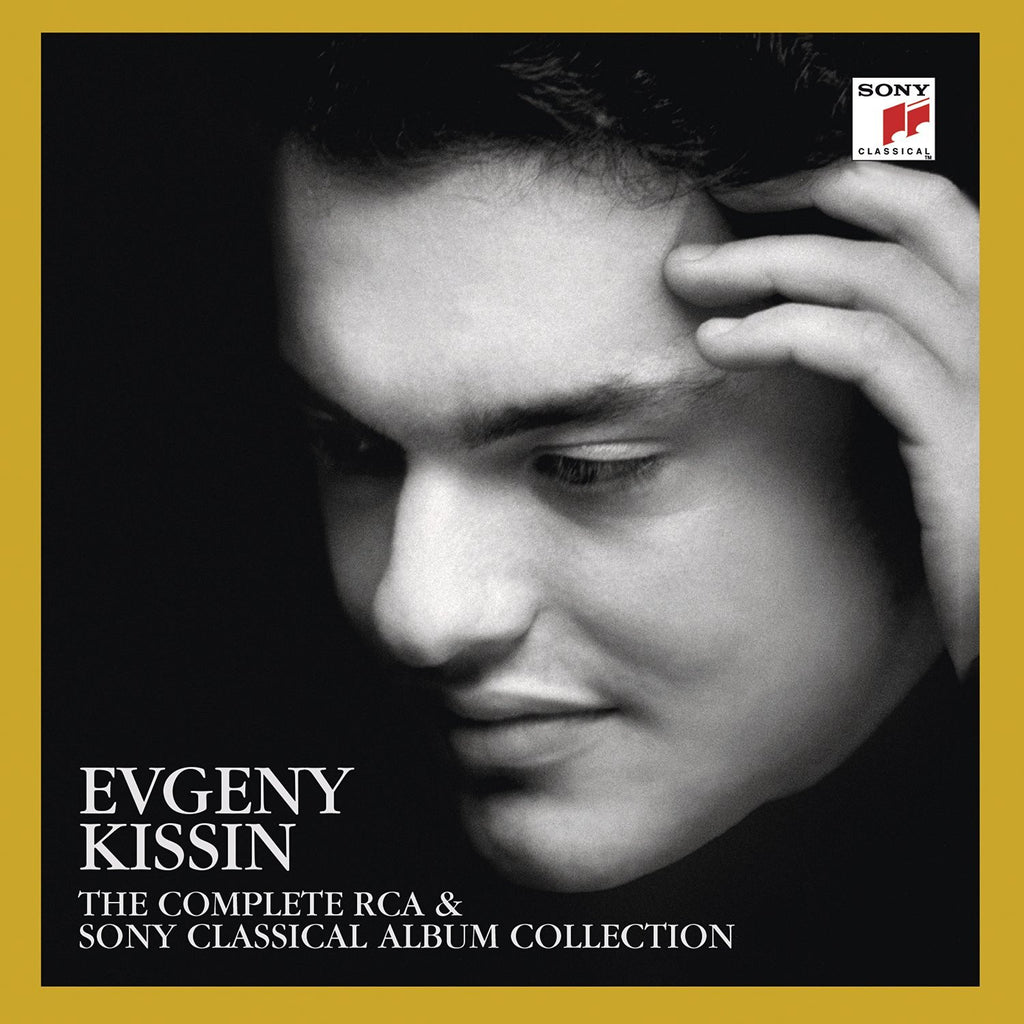 EVGENY KISSIN: THE COMPLETE RCA & SONY CLASSICAL RECORDINGS (25 CDS)