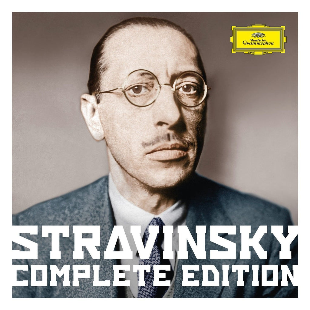 Stravinsky Complete Edition 30 Cds Classic Select