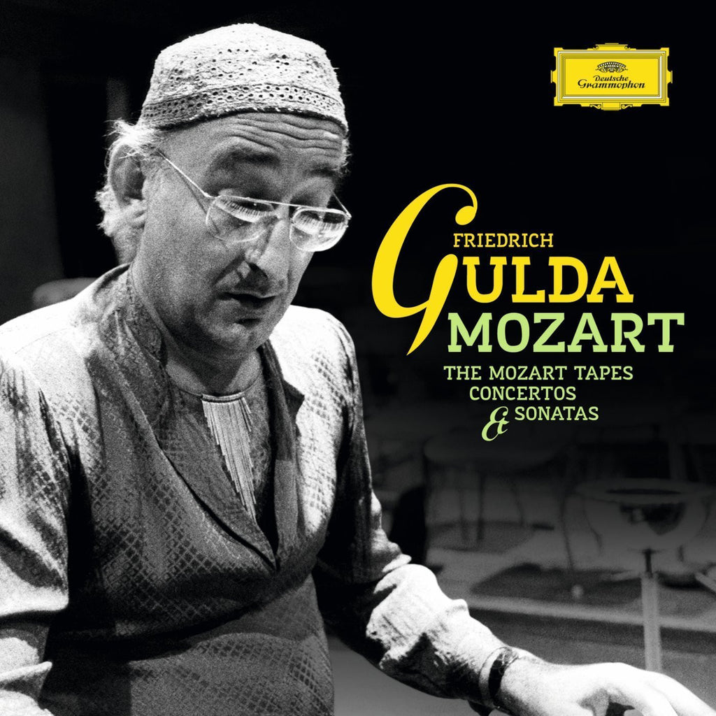 FRIEDRICH GULDA - THE COMPLETE MOZART TAPES (CONCERTOS AND SONATAS)