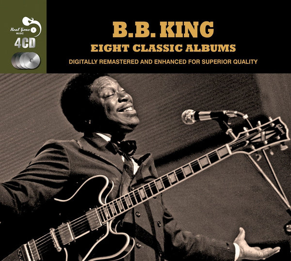 B.B. King: Eight Classic Albums-Digitally Remastered