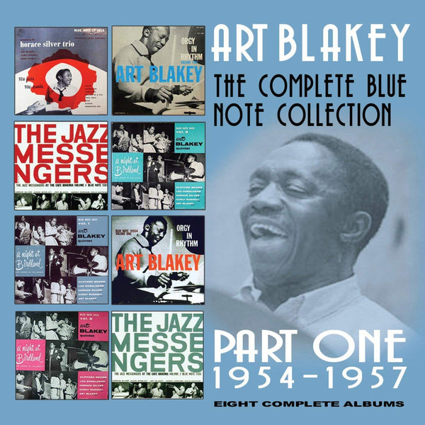 Art Blakey - Complete Blue Note Collection: 1954-1957 (4 CDS)