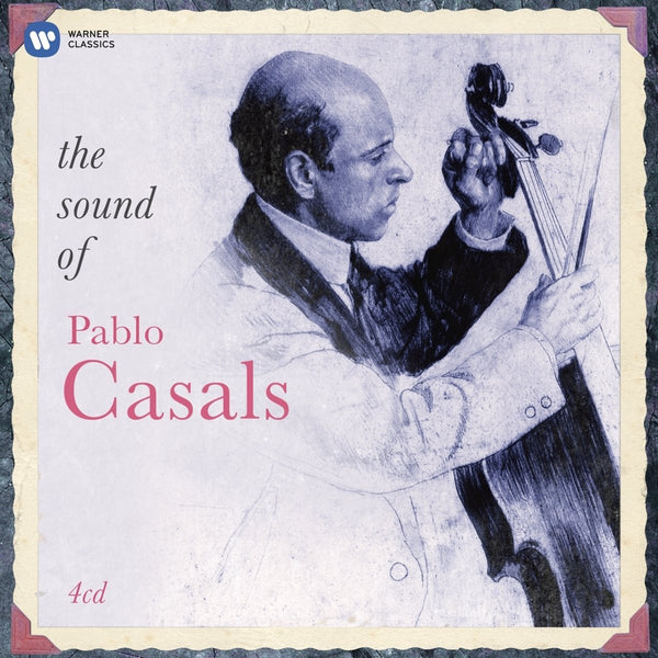 The Sound Of Pablo Casals (5 CDS)