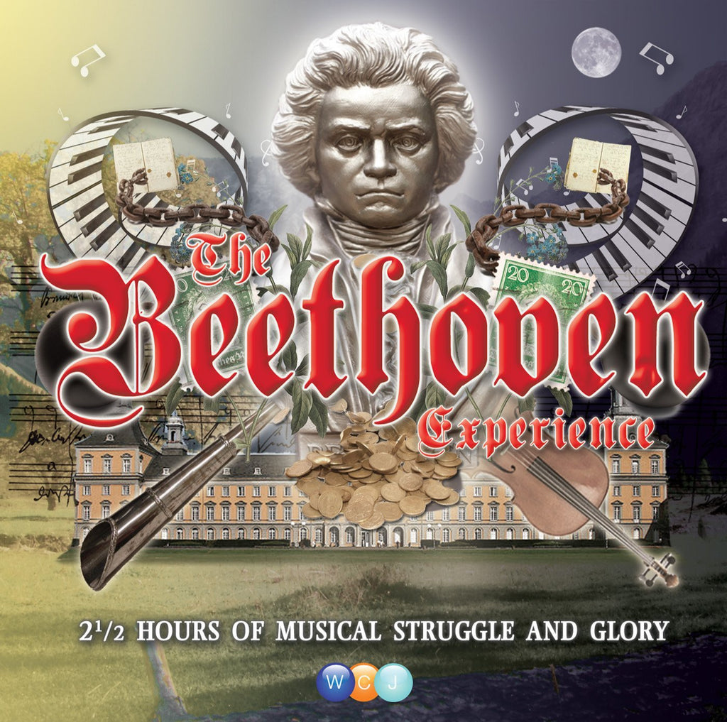THE BEETHOVEN EXPERIENCE (2 CDs)
