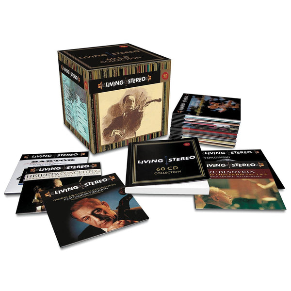 THE LIVING STEREO COLLECTION - VOLUME 2 (60 CDs)