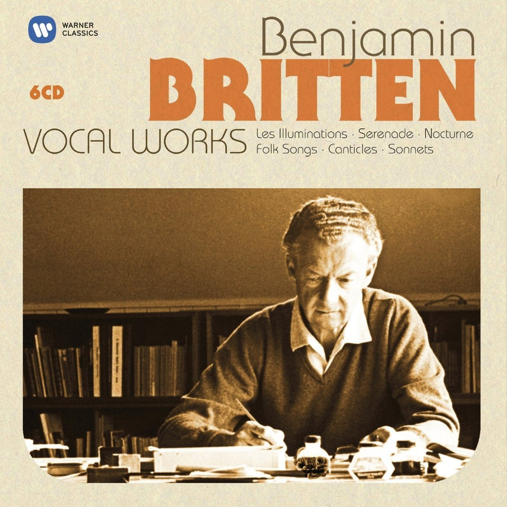 BRITTEN: VOCAL WORKS