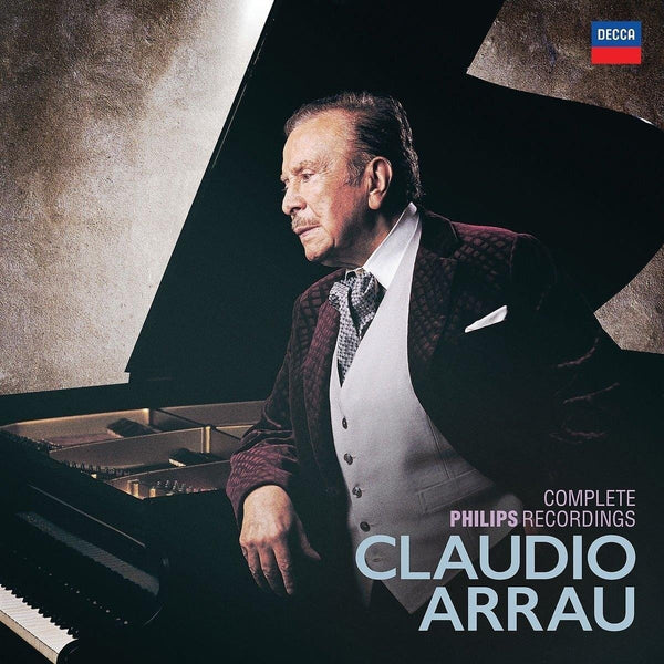 CLAUDIO ARRAU - THE COMPLETE PHILIPS RECORDINGS (80 CDS)