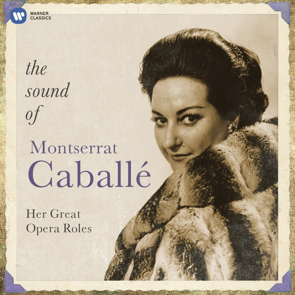 The Sound Of Montserrat Caballe (5 CDs)