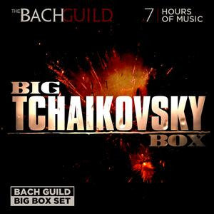 Big Tchaikovsky Box (7 Hour Digital Boxed Set)