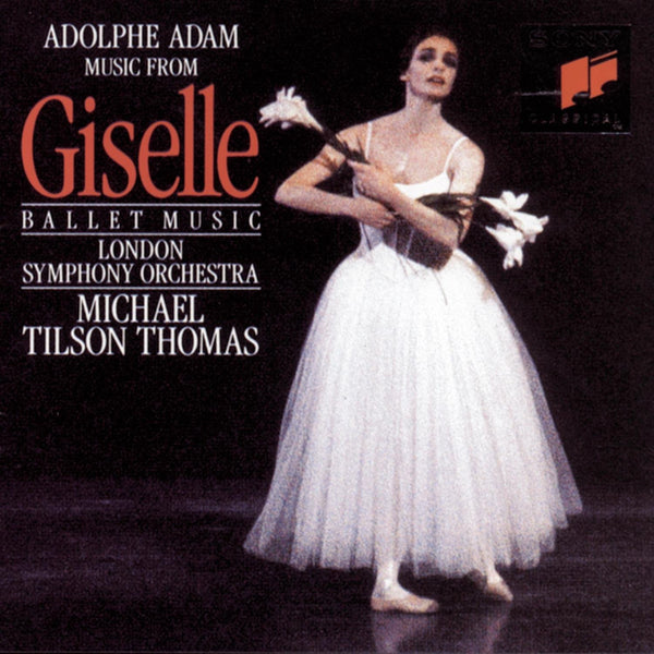 Adam: Giselle - London Symphony Orchestra, Michael Tilson-Thomas