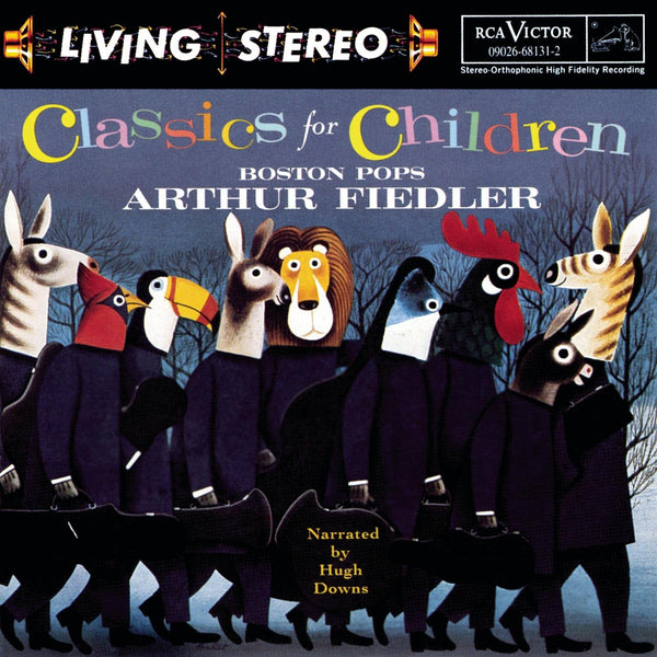 Arthur Fiedler: Classics For Children
