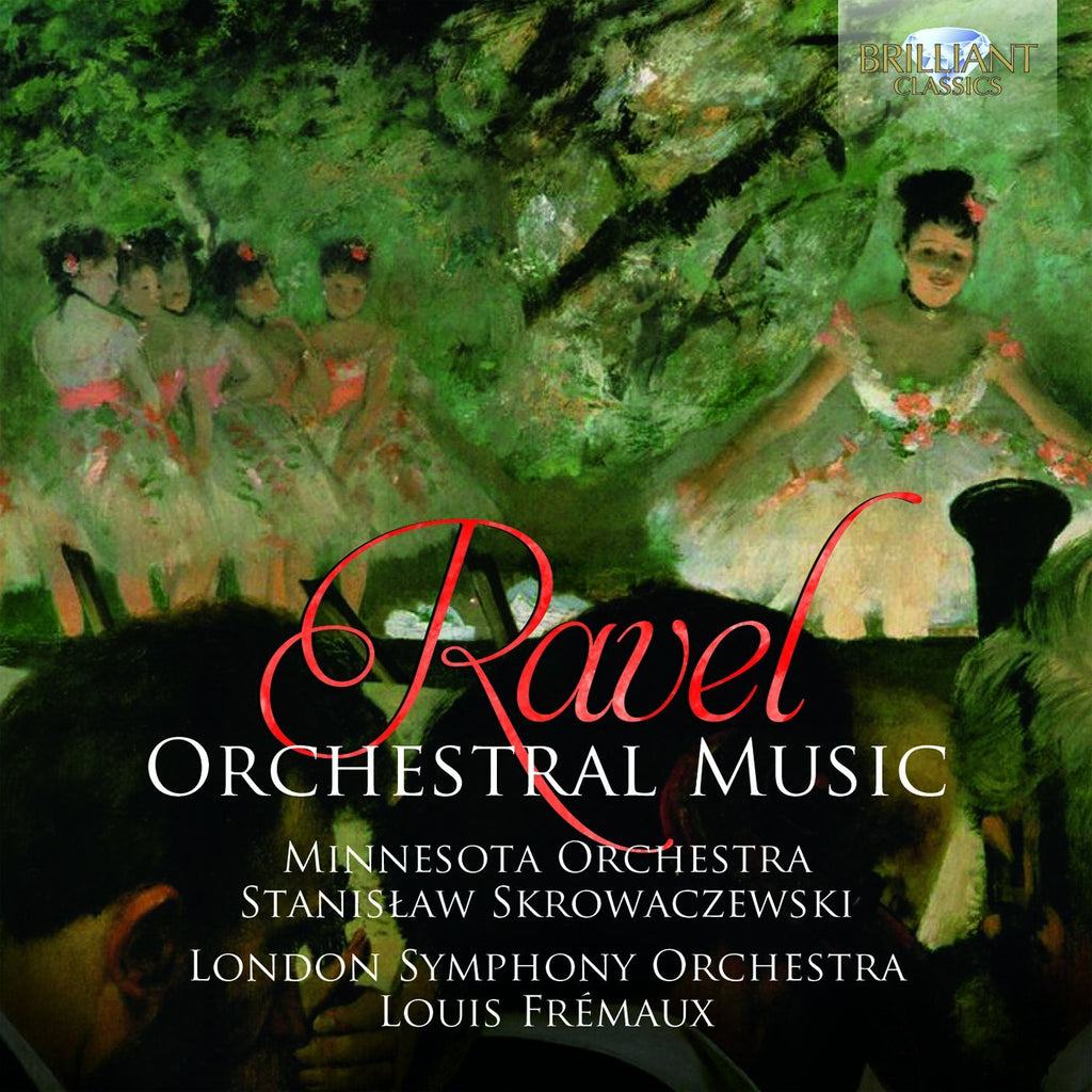 Ravel: Orchestral Music (2 CDs)