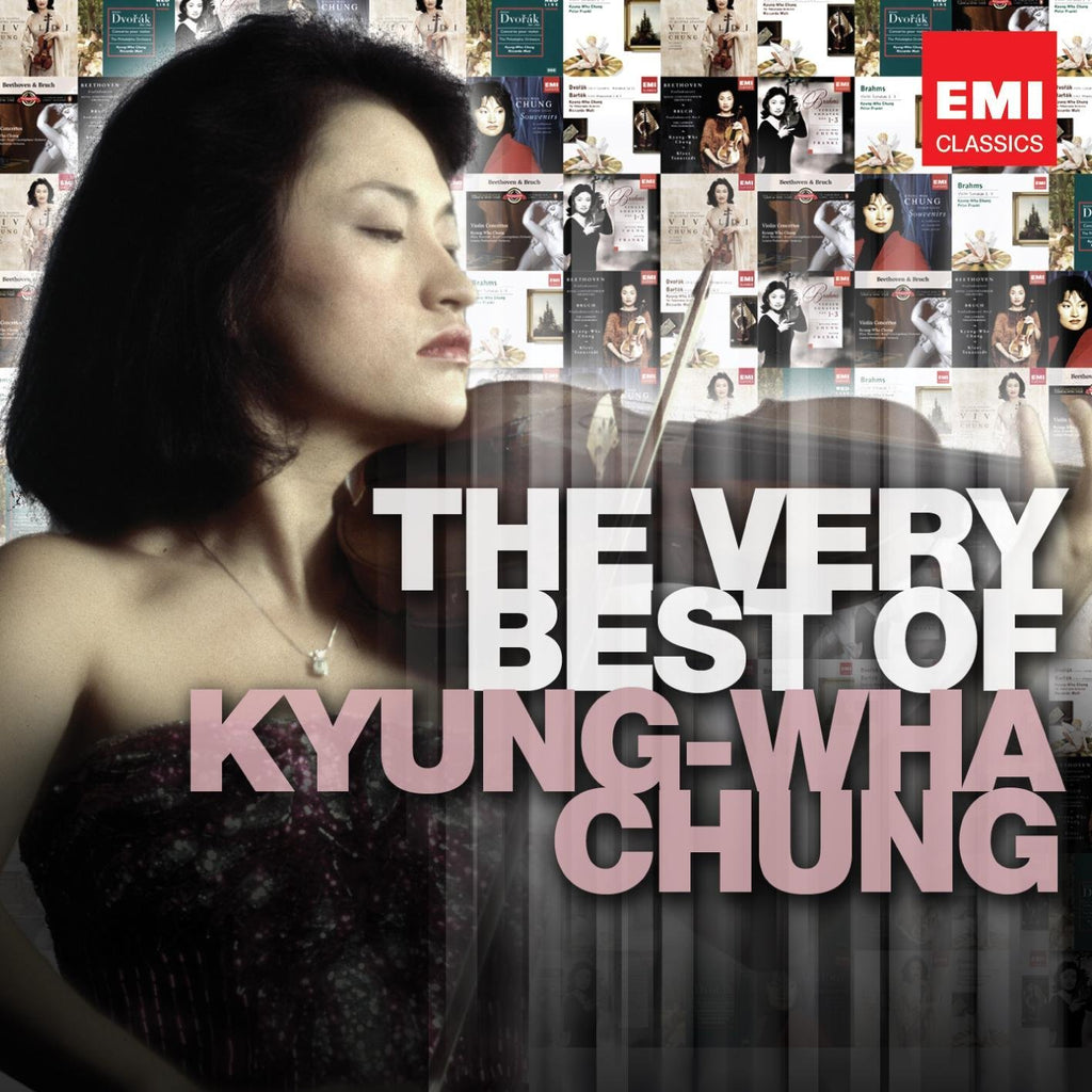 VERY BEST OF KYUNG-WHA CHUNG (2 CDS)