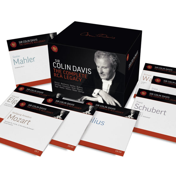 SIR COLIN DAVIS - THE COMPLETE RCA LEGACY (51 CDs)