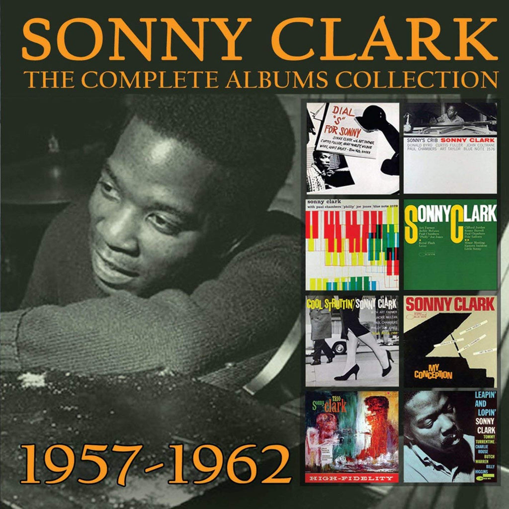 Sonny Clark - Complete Albums Collection: 1957-1962