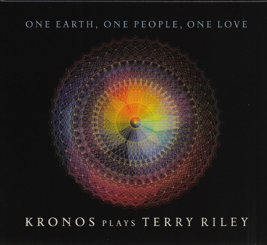 KRONOS QUARTET: One Earth, One People, One Love: Kronos Plays Terry Riley (5CD)