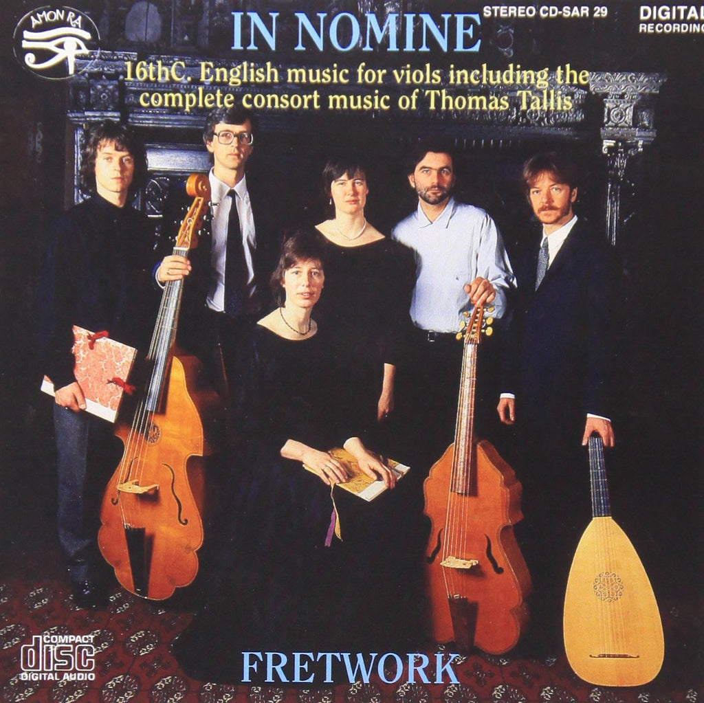 In Nomine: English Music for Viol Consort - Fretwork