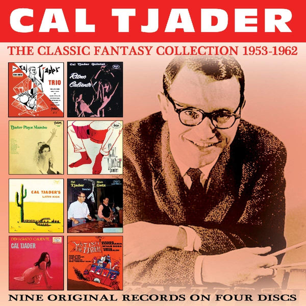 Cal Tjader - Classic Fantasy Collection: 1953-1962 (4 CDS)