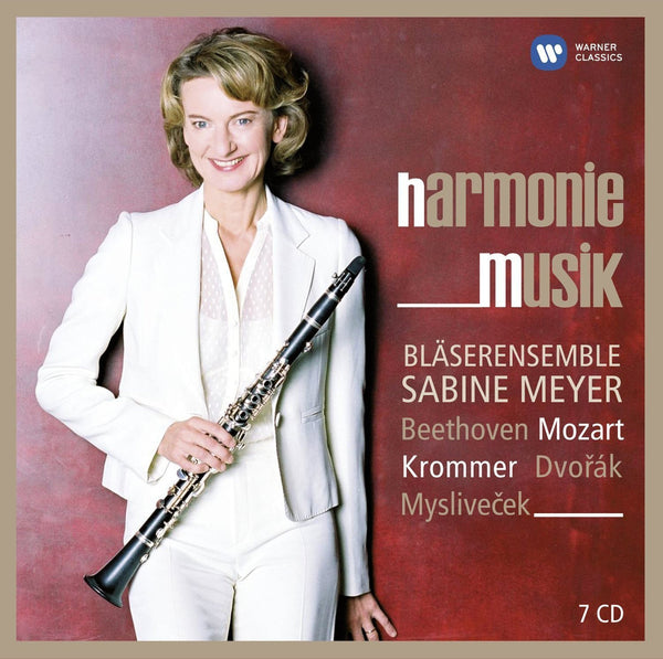 CHAMBER MUSIC - SABINE MEYER WIND ENSEMBLE