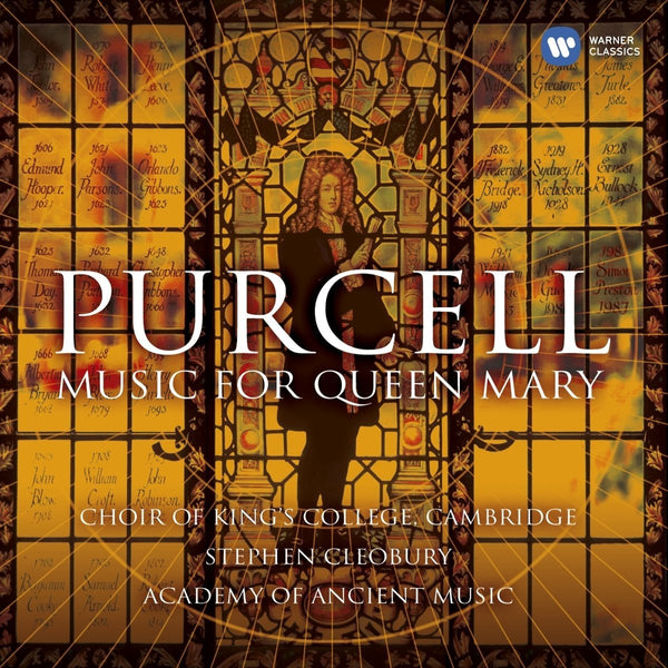 PURCELL: CHORAL MUSIC - KING'S COLLEGE CHOIR
