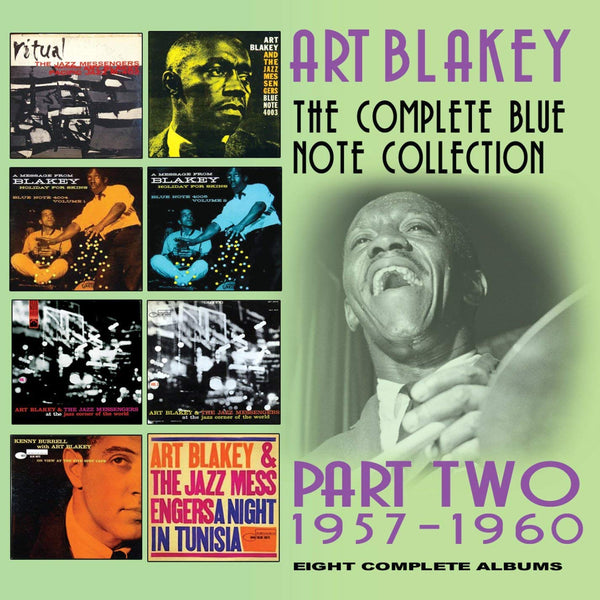 Art Blakey - Complete Blue Note Collection: 1957-1960 (4 CDS)