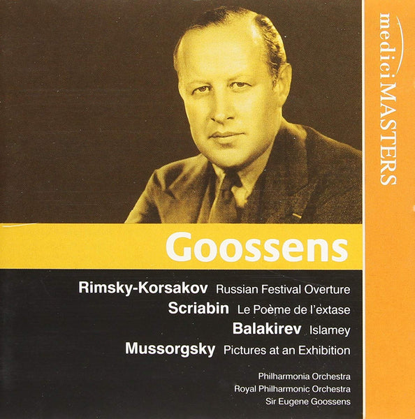 GOOSENS CONDUCTS RUSSIAN ORCHESTRAL MUSIC
