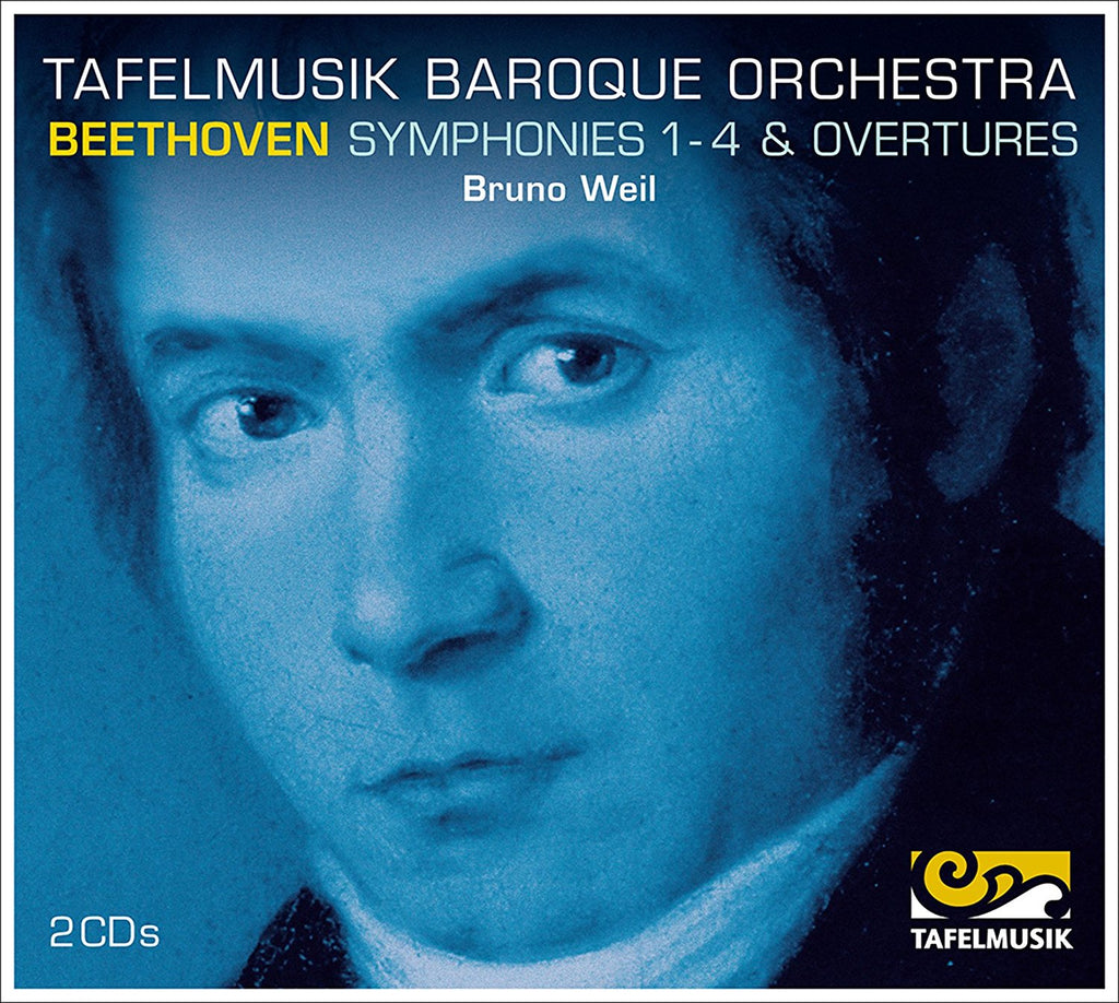 BEETHOVEN SYMPHONIES 1 - 4 - WEIL