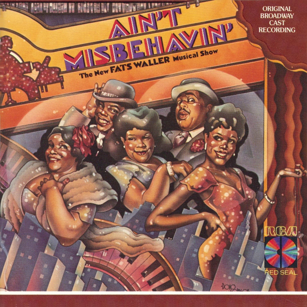 ORIGINAL CAST: AIN'T MISBEHAVIN'