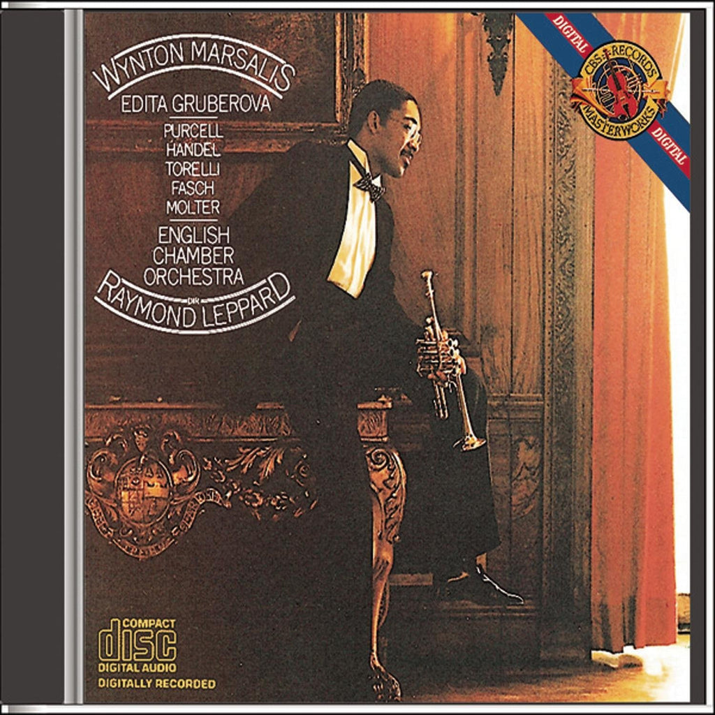 Baroque Music for Trumpet - Wynton Marsalis