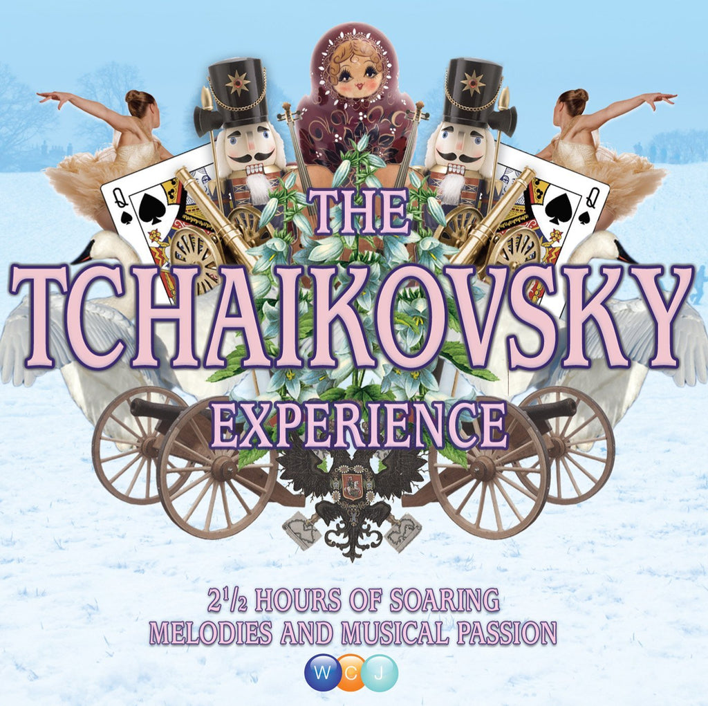 THE TCHAIKOVSKY EXPERIENCE (2 CDs)