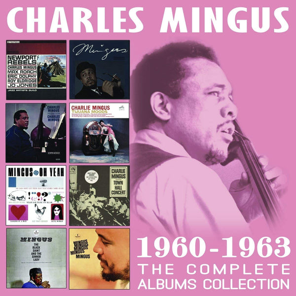 Charles Mingus - Complete Albums Collection 1960-1963 (4 CDS)