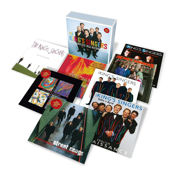 THE KING'S SINGERS: THE COMPLETE RCA RECORDINGS (11 CDS)
