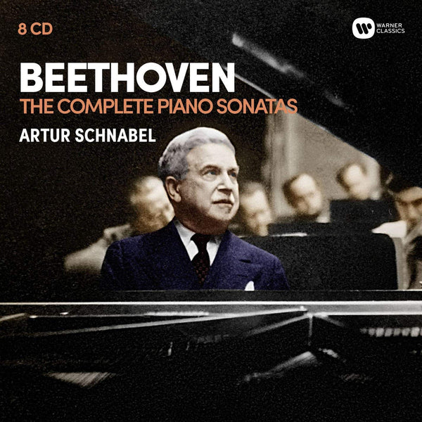 Beethoven: The Complete Piano Sonatas - Schnabel (8 CDs)