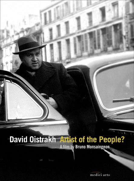 DAVID OISTRAKH: ARTIST OF THE PEOPLE? (DVD)