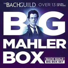 Big Mahler Box (13 Hour Digital Boxed Set)