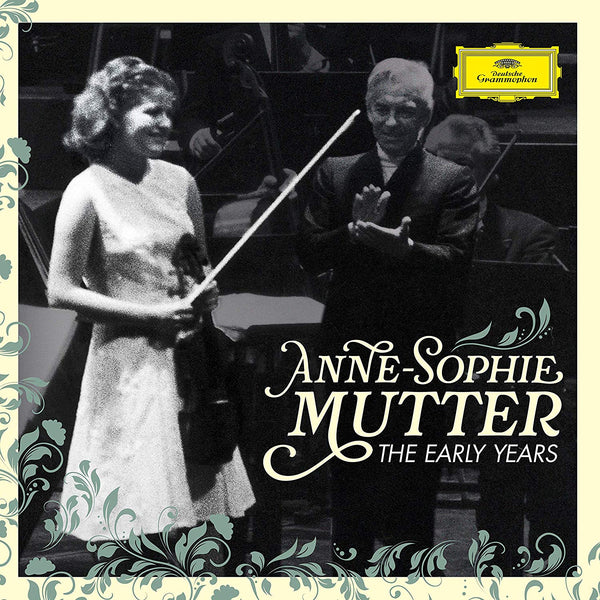ANNE-SOPHIE MUTTER: THE EARLY YEARS (3 CDS + BLU-RAY AUDIO)