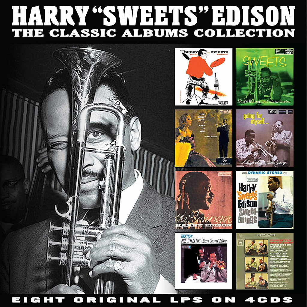 Harry Edison - Classic Albums Collection (4 CDs)
