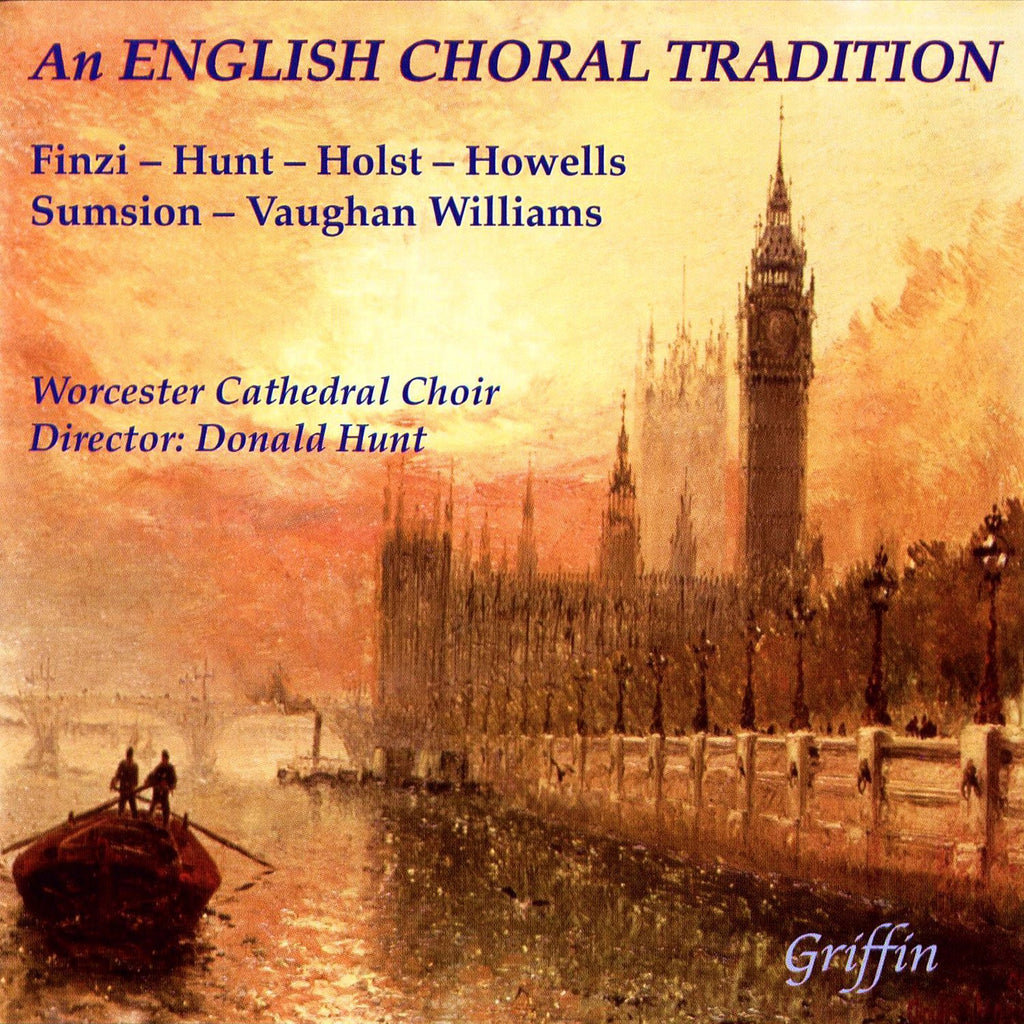 AN ENGLISH CHORAL TRADITION