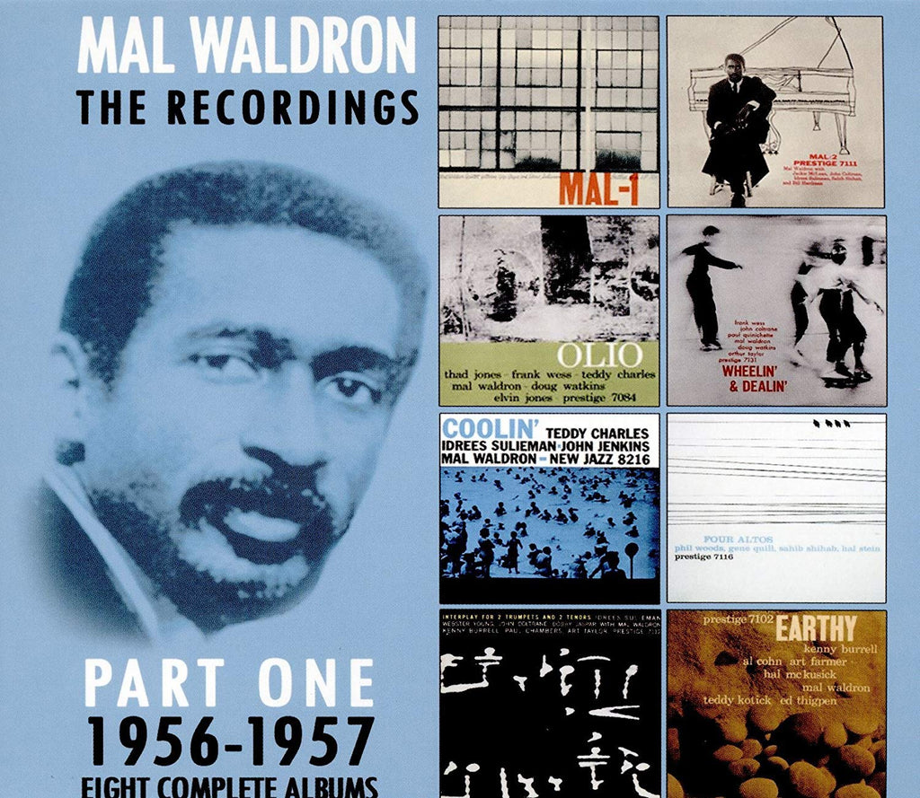 Mal Waldron - Recordings 1956-1957 (4 CDS)