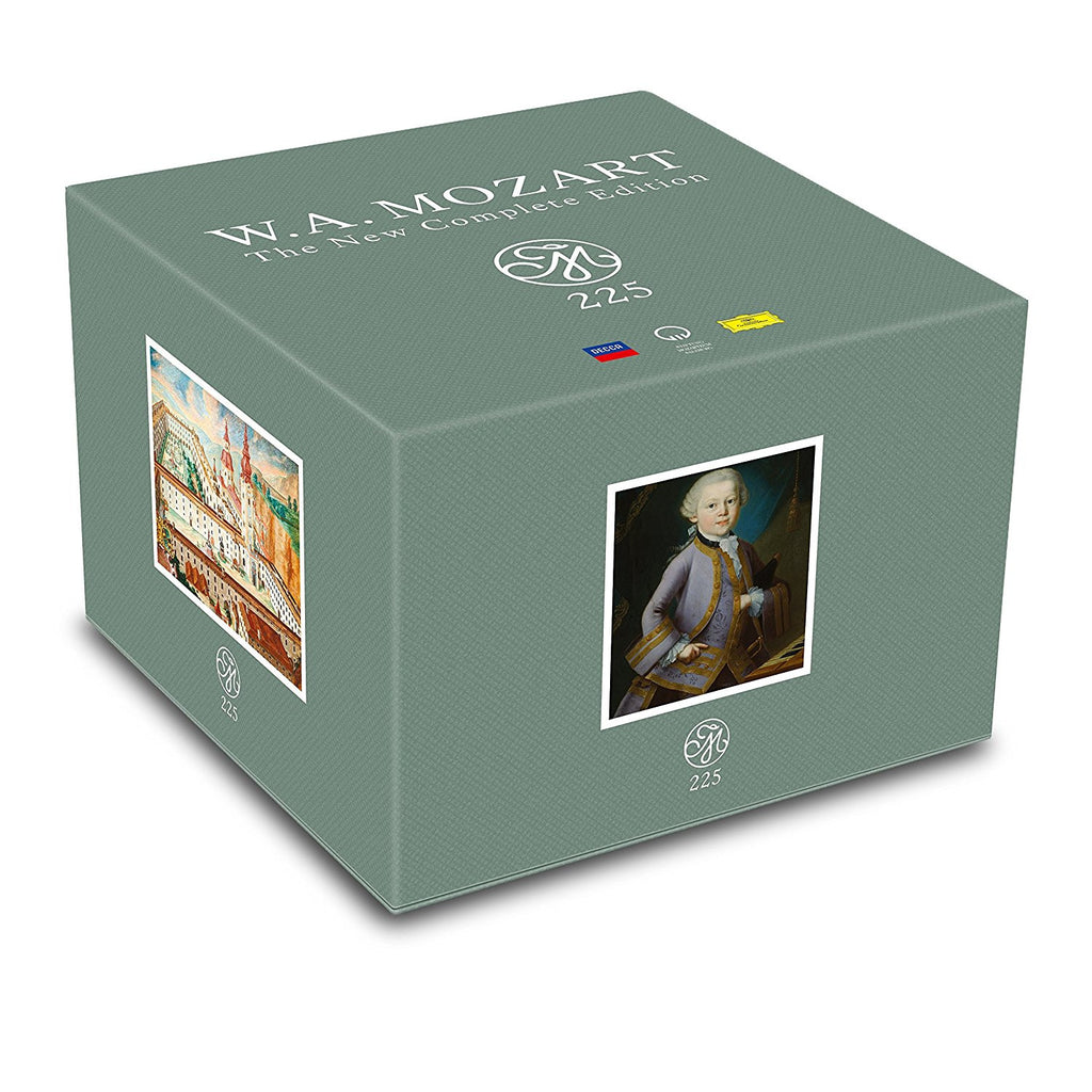 Mozart 225: The Complete Edition (200 CDs)