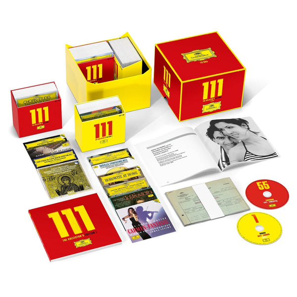 111 - COLLECTOR'S EDITIONS (56 CDS)