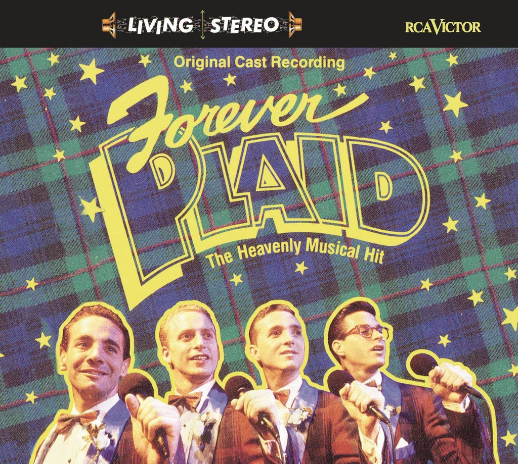 FOREVER PLAID - ORIGINAL CAST