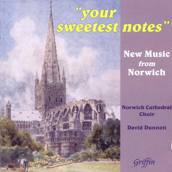 """YOUR SWEETEST NOTES"" - NEW MUSIC FROM NORWICH"