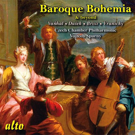 Baroque Bohemia & Beyond Vol. 2 - Czech Chamber Philharmonic