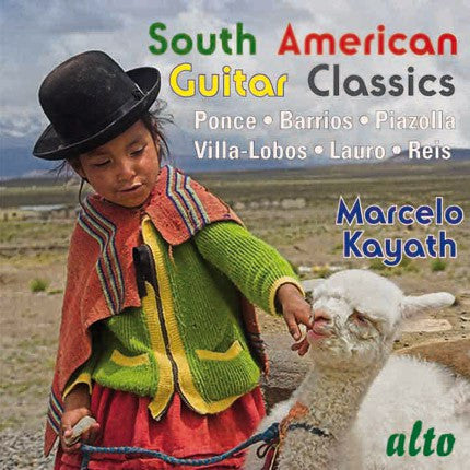South American Guitar Classics