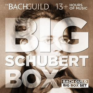 Big Schubert Box (13 Hour Digital Boxed Set)