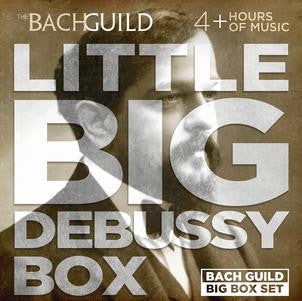 Little Big Box of Debussy (4 Hour Digital Boxed Set)